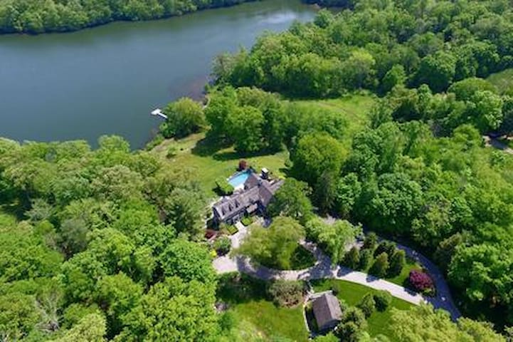 Lakefront Estate in Westchester - Waccabuc - Casa