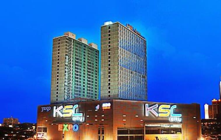 Johor Bahru City Centre KSL Shopping Mall bnb R1