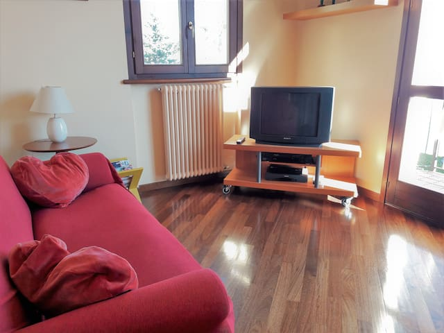 Nice apartment overlooking the village of Argegno - Argegno - Wohnung