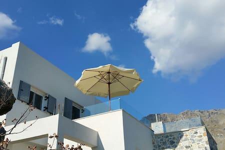 ELIA PETRA - OLIVE ROCK HOUSE crete - Rethymnon