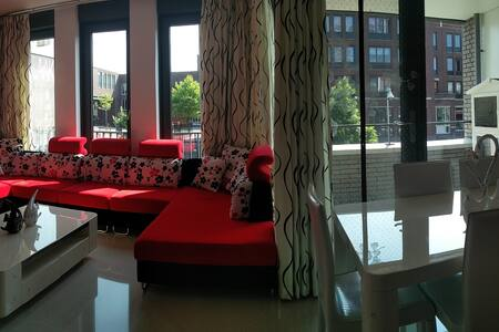 Great apartment- everything you need 35m Amsterdam - Amersfoort - 公寓