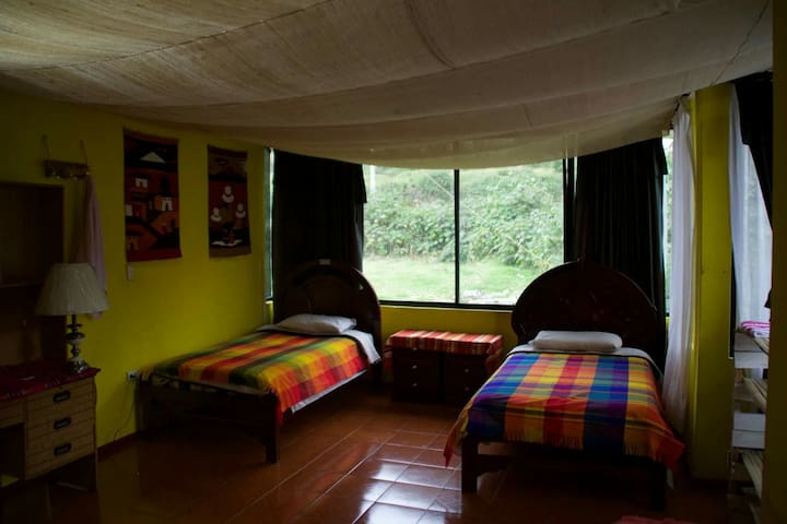 My House Your home/Next to the Peguche waterfall - Casas de invitados en alquiler en Otavalo ...
