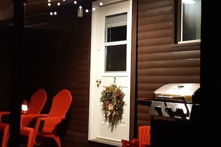 Rusty Lantern Cabins  #2