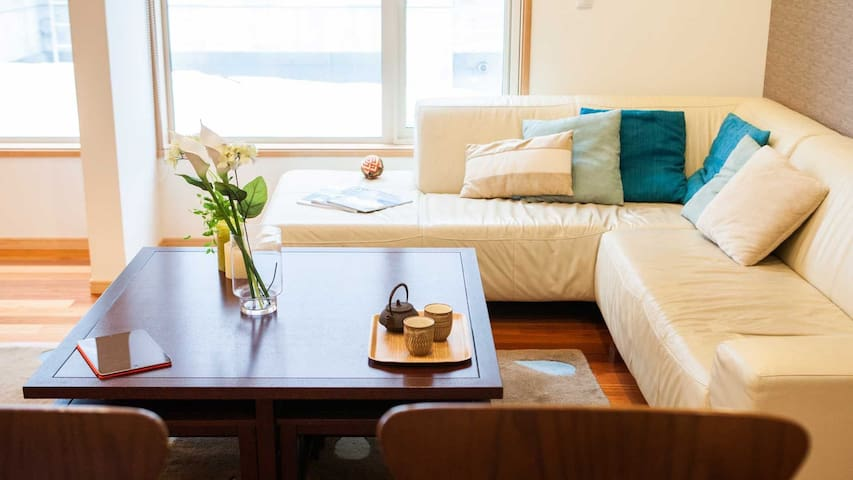 Yuki Yama - 3 Bedroom Apartment in Hirafu Village