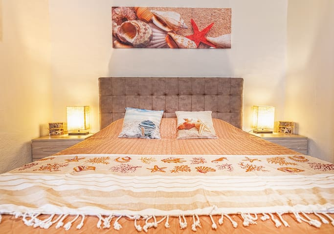 Letto Matrimoniale Large comodità e relax.