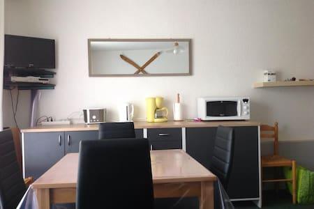 Appartement 32m2 au rez de chaussée - Villarembert
