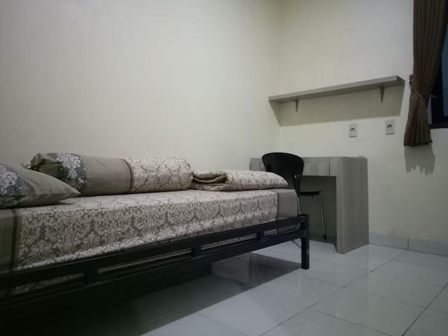 Kost Medan, Mind Hostel.