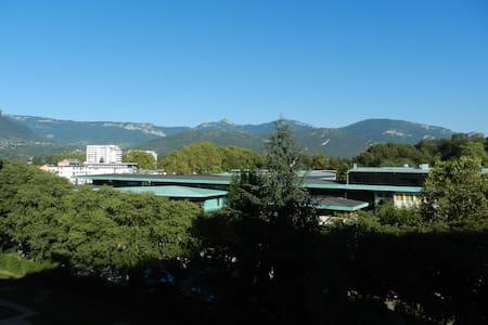 appartement centre ville, vue sur les montagnes - Chambéry