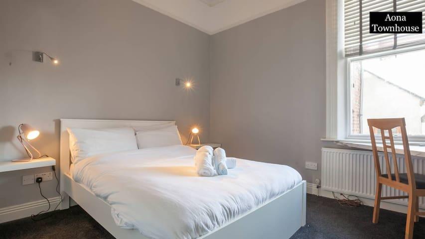 Clean & Contemporary Renovated Room in Ballsbridge