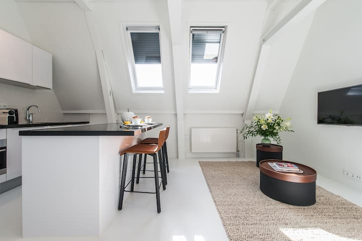 One Bedroom Apartment at peaceful Yays Zoutkeetsgracht
