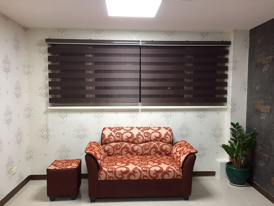 Plush Sofa/ Couch