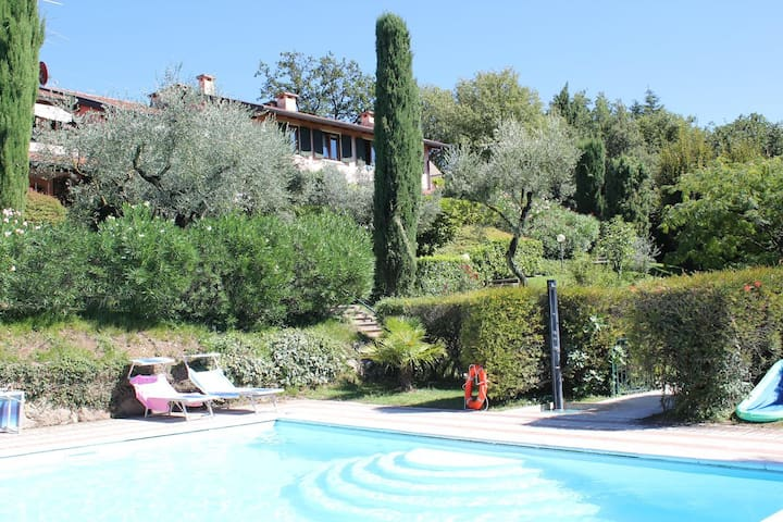 Residence I Casolari -  4 Sleeps Apartment In Residence With Garden & 2 Pools In Castion Di Costerma - Castion Veronese - Apartament