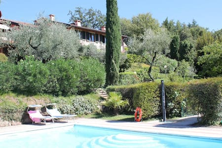 Residence I Casolari -  4 Sleeps Apartment In Residence With Garden & 2 Pools In Castion Di Costerma - Castion Veronese - อพาร์ทเมนท์