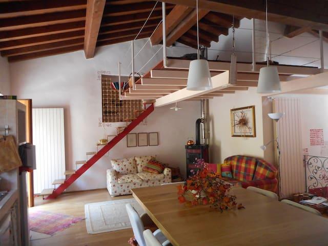 Casa Lea - Pisogne - Chatka