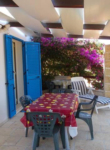 Comfortable studio in Pescoluse - Salento - Puglia - Pescoluse - Daire