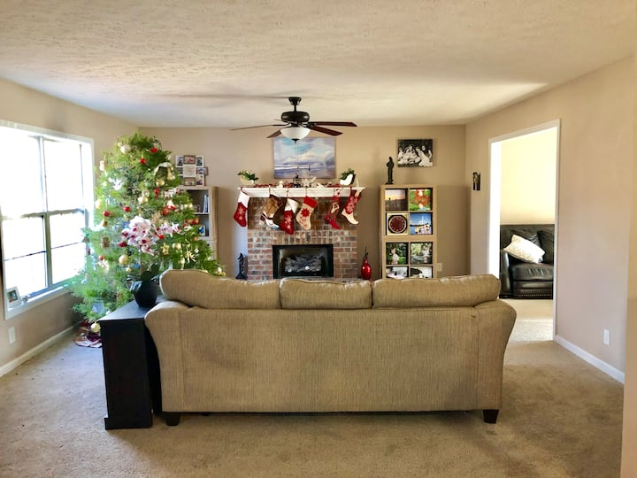 Spacious house- Happy Holidays for Large families