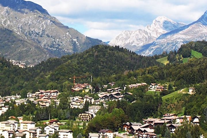 Appartamento in montagna per vacanza tranquilla - Serina - Lakás