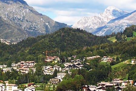 Appartamento in montagna per vacanza tranquilla - Serina - Apartmen