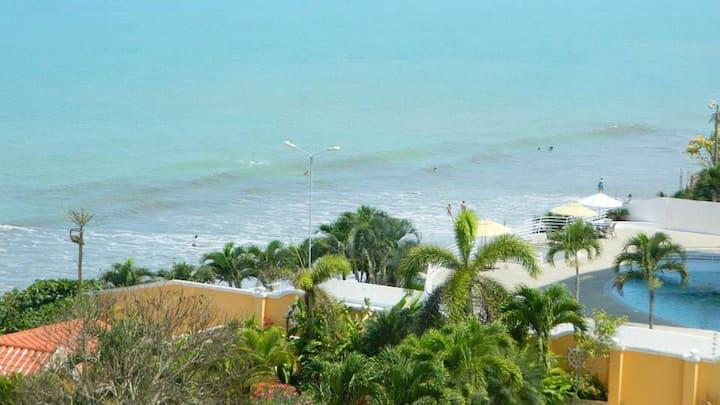2BR BEACH APARTMENT IN ECUADOR