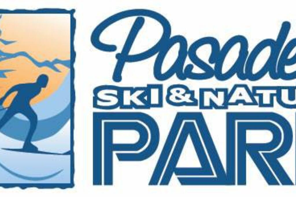 The Pasadena Ski and Nature Park is only a km away. It is great for cross country ski and snowshoes.