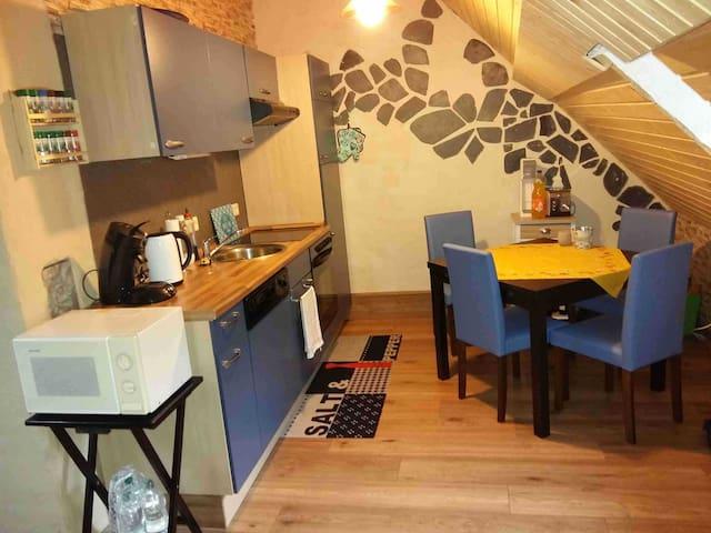 Gemütliches Studio in Mayen / Eifel - Mayen - Apartament