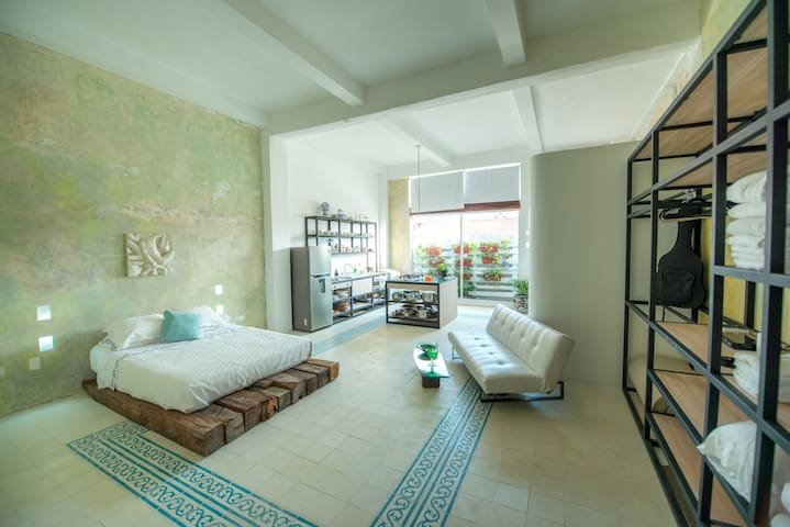 Modern Stylish Studio Wall City - Cartagena - Loft