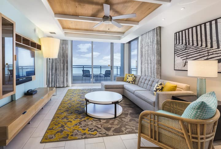 Luxurious 1B Presidential at Wyndham Clearwater