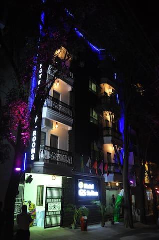 Deluxe Room- Hotel GS Suite Koramangala