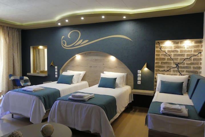 "Hotel ""Four Seasons Apts"" - Room 201"