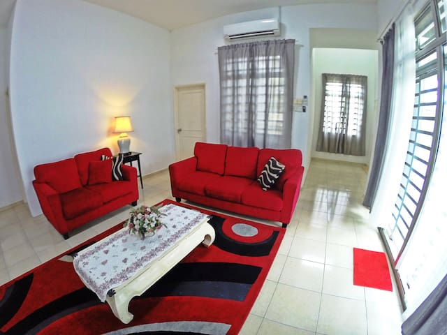 22 Residency Homestay Seremban (WIFI available)