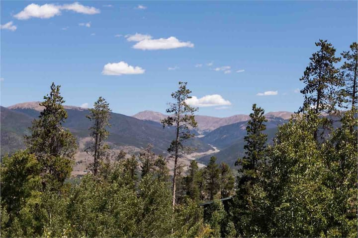 Cozy condo with great views, 2BR in silverthorne