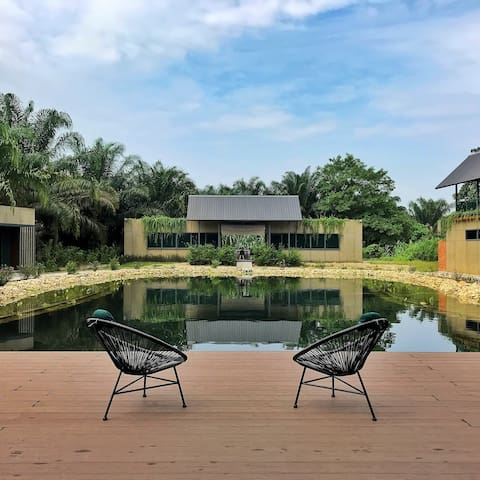 Riverstones Gopeng Private Resort, up to 30 people