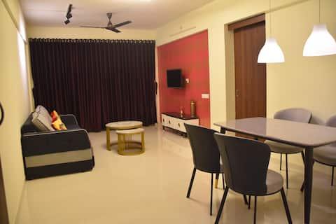Beautiful Apartment 10mins away from kihim beach