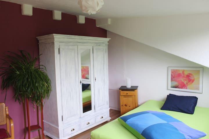 Privatzimmer - Lucerna - Appartamento