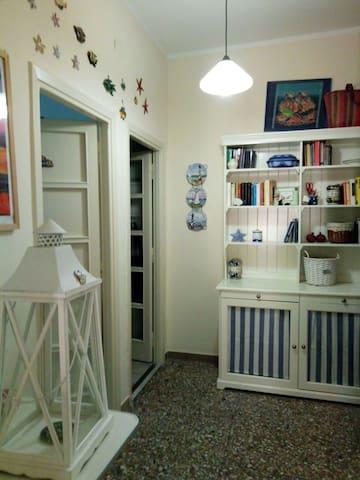 Appartamento nel cuore di Anzio, vicino al mare