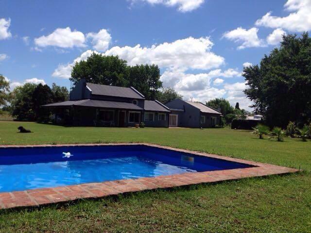 Casa Quinta de Campo en Fatima, Pilar - Fatima - Loma-asunto