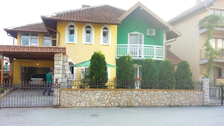 Relaxing Villa - Sarajevo - Haus