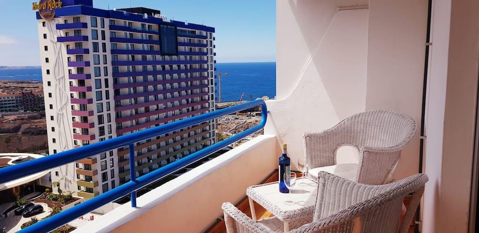 Apartamento con exelentes vista. Wifi