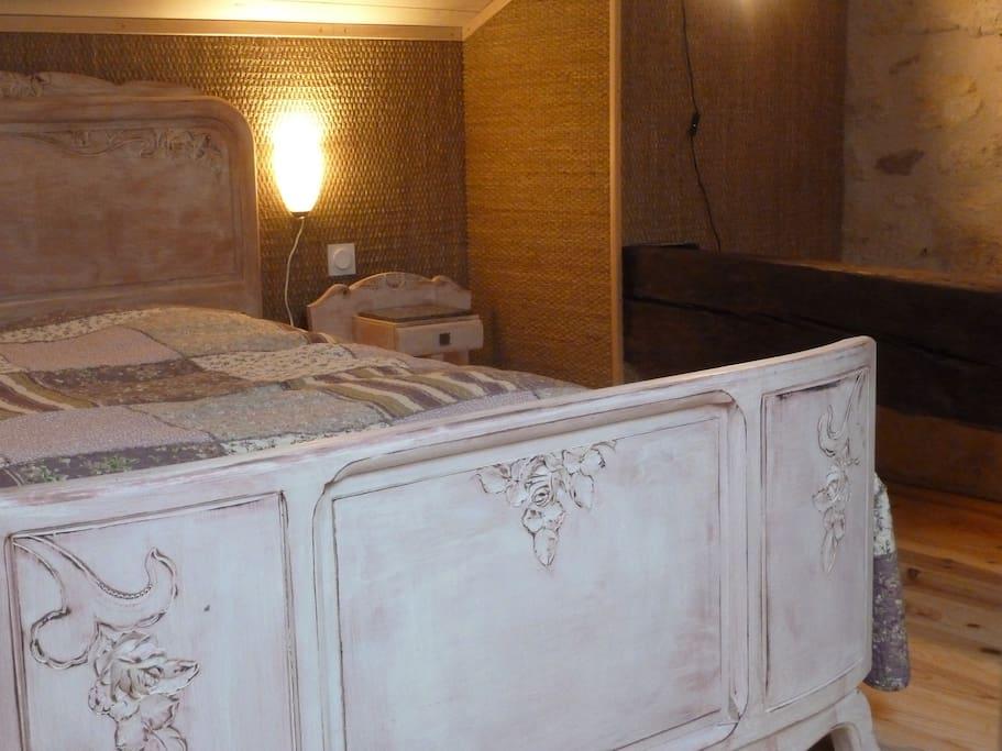 Suite Isandra, mezzanine