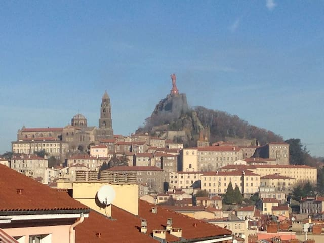 Appartement centre le Puy en Velay - Le Puy - Pis