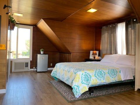 Independent & cozy cabin 民宿