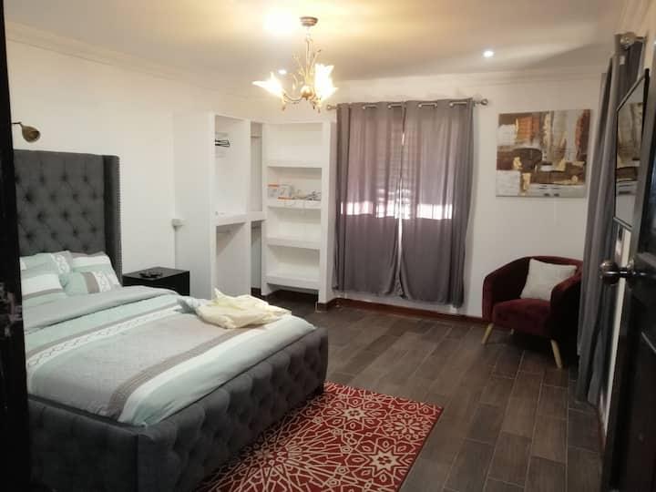 Habitación en hermosa casa a 23KM de atitlan
