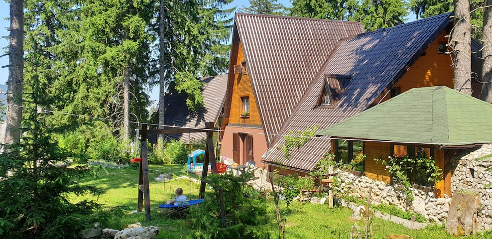 Dream Holiday Home on Mountain Vlasic, Travnik