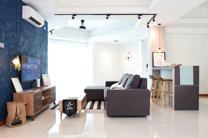 超赞超值高级公寓@3BR Kota Kinabalu