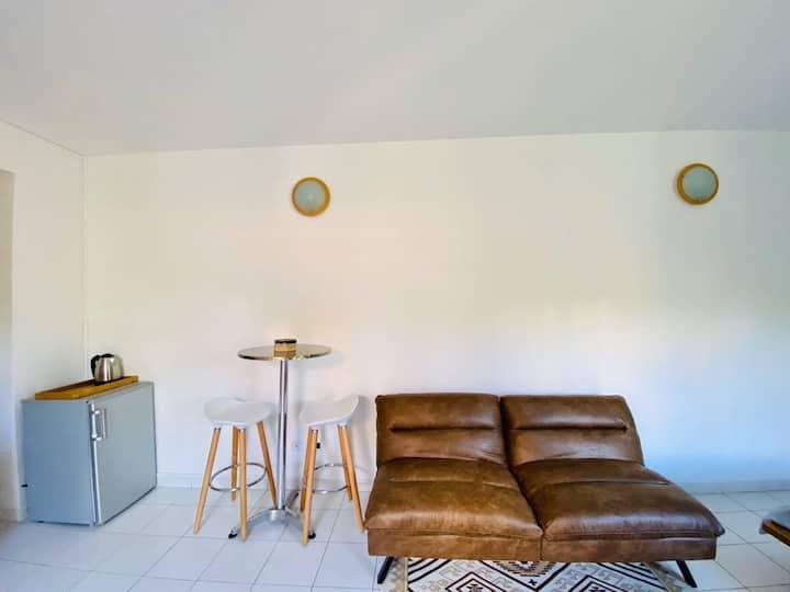 LE HAMEAU DE LA VALLÉE - Studio spacieux et cosy