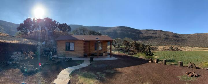 Cabaña Xaratanga