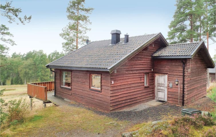 Holiday cottage with 3 bedrooms on 90m² in Hærland