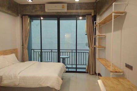Rinrada loft resident 3 - Amphoe Mueang Chiang Mai - 公寓