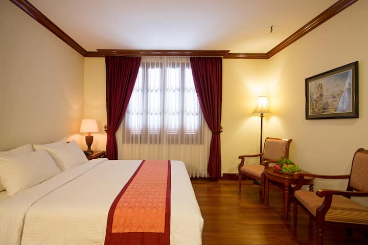 Deluxe Double-Steung Siem Reap Hotel