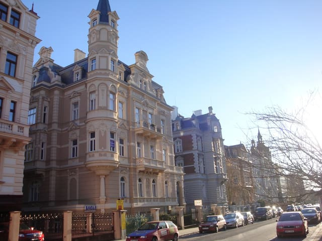 Apartment Villa Themis - Karlovy Vary - Guest suite